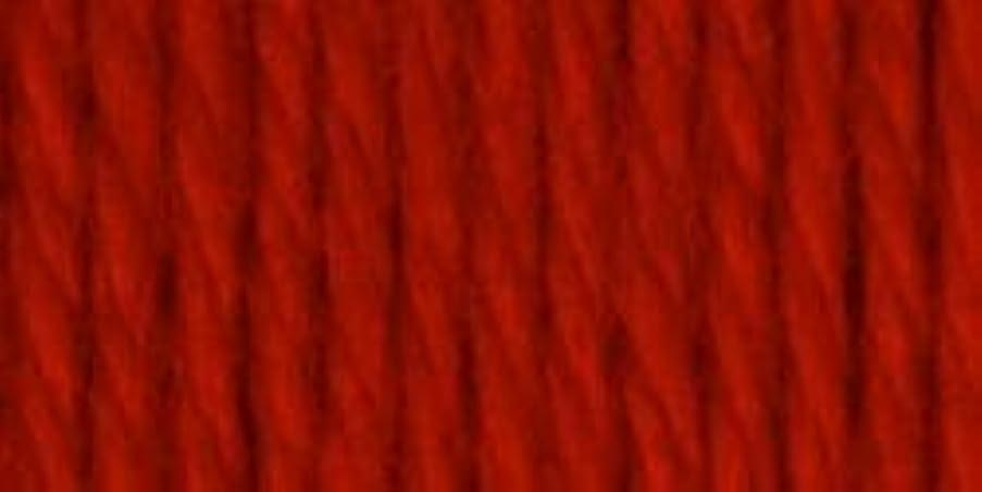 Bulk Buy: Bernat Satin Solid Yarn (6-Pack) Crimson 164104-4705