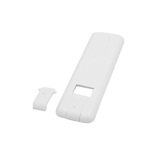 185mm stufenlos f/ür Rollladen // Rolladen Design-Abdeckplatte Lochabstand 135mm Gurtwickler inkl f/ür 20-24mm Gurtband