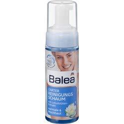 Balea Zarter Reinigungsschaum für normale und Mischhaut 150 ml