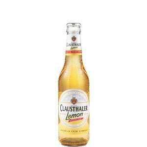 Binding Brauerei - Clausthaler Lemon 33Cl X12
