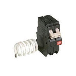 cutler hammer ch 2 pole 50 amp breaker with gfi for ch series panal -