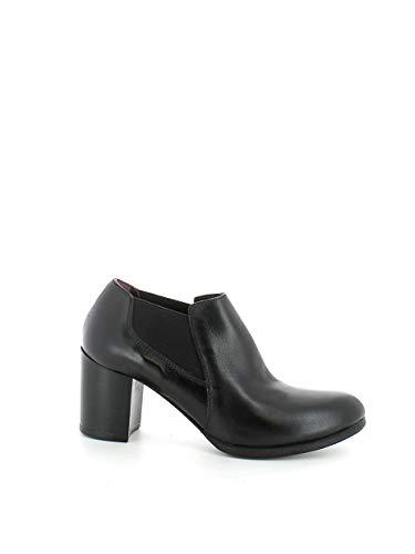 PROGETTO, Damen Stiefel & Stiefeletten Schwarz Schwarz, Schwarz - Schwarz - Größe: 39 EU