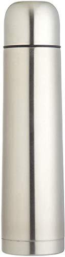 LLKK Frasco de vacío de Acero Inoxidable Casi irrompible (Capacidad 1 litro,una Pieza)
