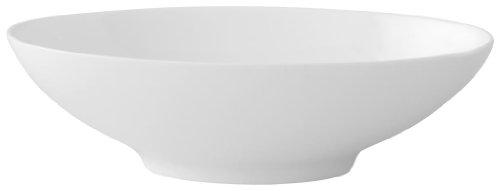 Villeroy & Boch 10-4510-2535 Modern Grace Beilagen-/Dessertschale, 19 x 12 cm, Premium Bone Porzellan