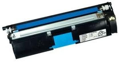 Konica Minolta magicolor 2500 Cyan High Capacity Toner (4500 Yield) - Genuine OEM toner