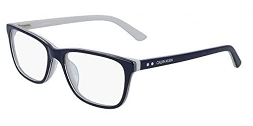 Eyeglasses CK 19510 416 Navy/Light Grey