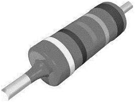 Thin Film Resistors - Through Hole 1% 4.7ohms Miami Mall 35% OFF .6watt of 50 Pack