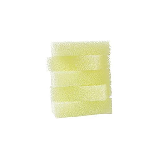 DSISI Estropajo de Cocina, esponjas para Lavar los Platos Esponja espesante Eco antirayas para vajilla Paño Antiadherente para Cocina, vajilla, baño