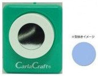 Carla Craft(カーラクラフト) ミドルサイズ クラフトパンチ サークル 3/4