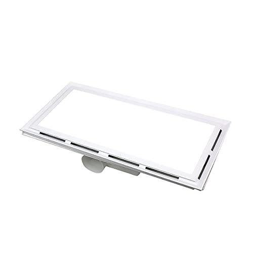 JZLPY Ventilador De Techo LED Luz del Ventilador Invisible Plafon con Luces Regulable Silenciosa Sala Habitación De Niños Dormitorio Comedor Lámpara De Araña