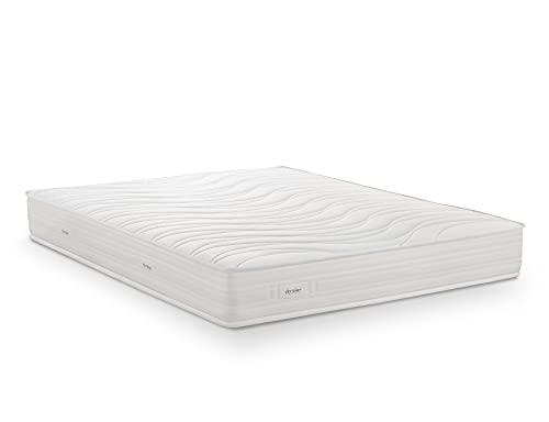 Dorelan Materasso Top, Linea Classic, (80x190), con sistema a 400 Molle Bonnel, 6 zone differenziate, sostegno firm, Massima qualità e Certificazione igienica, 22 cm di altezza