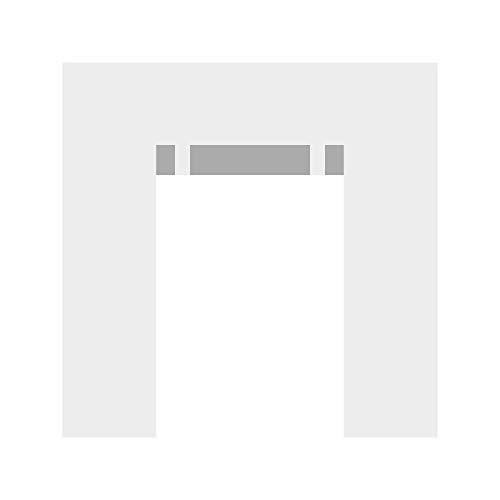 Regalos Miguel - Laterales Individuales Carpas Plegables - Lateral con Puerta 4 Metros Master Plus - Blanco - Envío Desde España