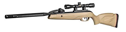Gamo Swarm Maxxim .177 Caliber Multi-Shot Air Rifle with Desert Stock (6110037554)