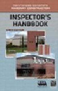 Reinforced Concrete Masonry Construction Inspector`s Handbook, 6th Edition