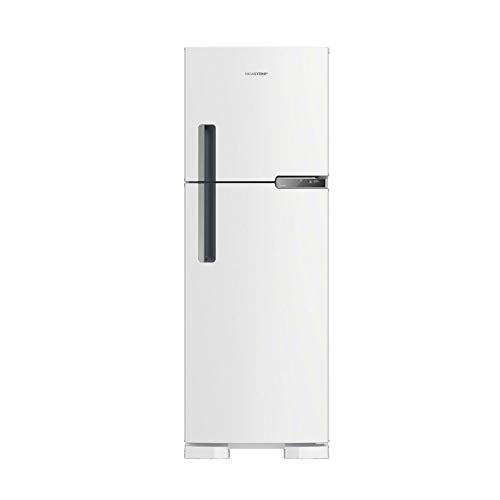 Geladeira Brastemp Frost Free Duplex 375 litros cor Branca 220V
