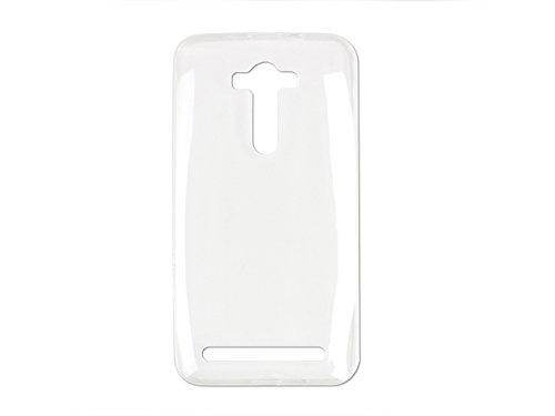 etuo Handyhülle für ASUS Zenfone 2 Laser (ZE550KL) - Hülle Ultra Slim - Durchsichtig - Handyhülle Schutzhülle Etui Hülle Cover Tasche für Handy