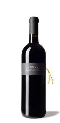6 x 0.75 l - Urùlu, Cannonau di Sardegna Doc, prodotto dai vignaioli delle Cantine di Orgosolo