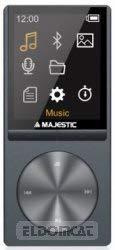 """MAJESTIC bt-1680r mp4 16gb Bluetooth 1,8"""" tft"""