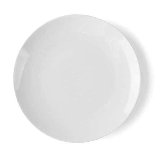 Holst Porzellan Teller flach 24 cm Maxima, Porzellan, 6-Einheiten