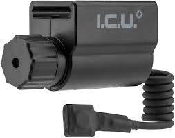 ICU Tacticam 1.0 Cámara Cámaras para Pistolas de Aire comprimido para Airsoft y balines.