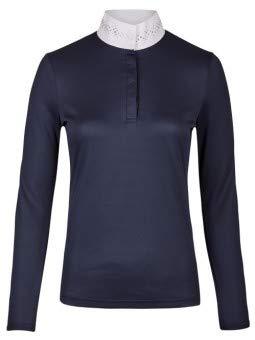 BUSSE Damen Turnier-Shirt CADIZ, Langarm, XL, navy