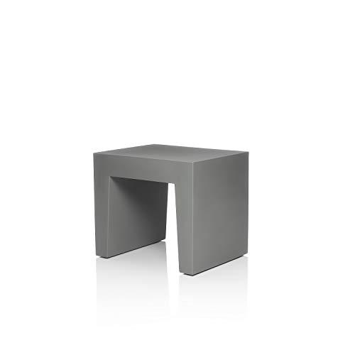 Fatboy Hocker Concrete Sitz Grau 43x50x40 cm
