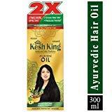 Kesh King Ayurvedic Anti Hairfall Hair Oil, 300ml