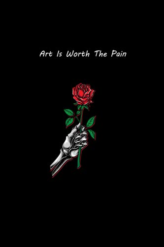 Art Is Worth The Pain Sketchbook: Original Art Is Worth The Pain SketchBook-Jhin SketchBook - League Of Legends Jhin SketchBook