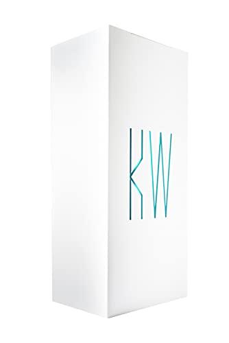 CleanAir - Purificatore d'aria UV-C. Elimina 99,99% di batteri, virus, polvere, acari, allergie, ecc. (Delta 90).