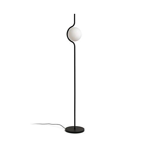 Faro Barcelona 29698 - LE VITA LED Lámpara pie de salón dimable negro de NAHTRANG