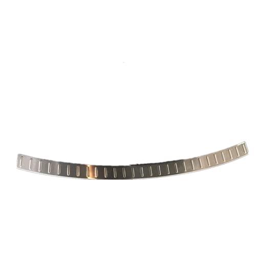 DGDD Coche Acero Inoxidable Protector de Parachoques Trasero,Placa de umbral de Maletero Trasero Styling Accesorios para Infiniti QX QX70 FX FX35 FX37 FX50 2009-2017