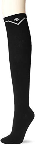 [デサントゴルフ] 【21年春夏定番モデル】 ソックス DGCNJB03 レディース BK00(ブラック) 22-24