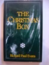 The Christmas Box by Evans, Richard Paul (1993) Paperback