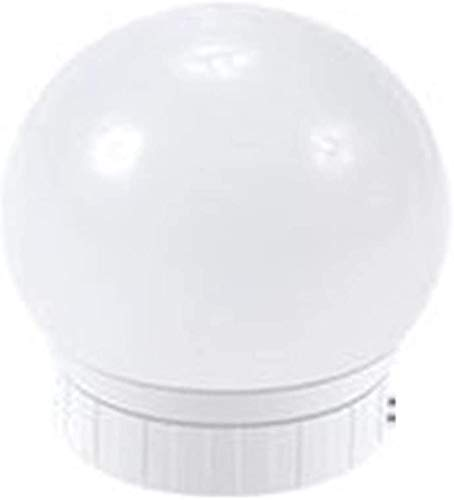 CNCDRS Lámpara de Pared Regulable LED Maquillaje Espejo tocador Caminando