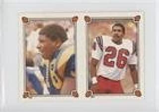Raymond Clayborn; Jackie Slater (Football Card) 1987 Topps Album Stickers - [Base] #251-100