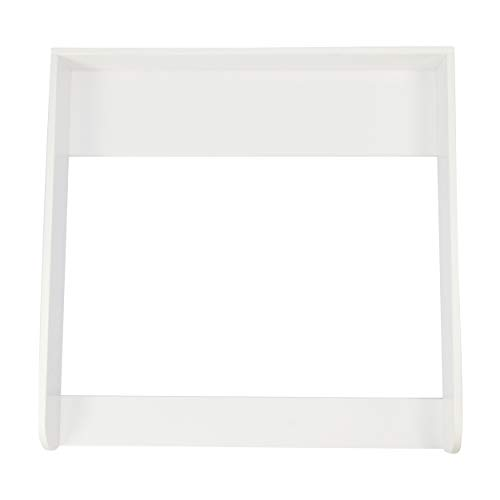 Extra redondo borde H. Cambiador ufsatz, cambiador accesorio para cómoda de Ikea hemnes