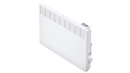 AEG Wandkonvektor WKL 2005 für ca. 20 m², 2000 W, 5-30 °C, wandhängend, LC-Display, Wochentimer, Metall, Ökodesign 2018, 236535