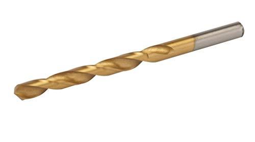 Silverline 398768 - Broca de HSS con revestimiento de Titanio (6,5 mm)