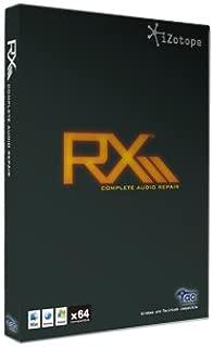 【国内正規品】 タックシステム iZotope オーディオリペアーソフト RX2