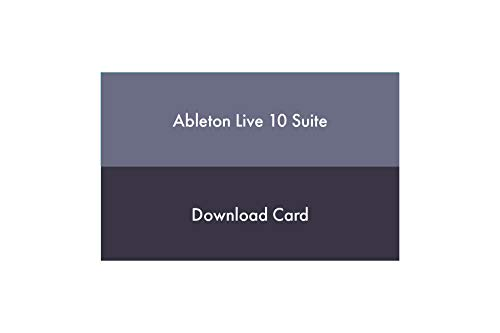 ABLETON LIVE Software 10Suite mehrspurrekorder