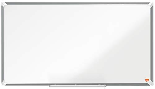 Pizarra Magnética de Acero Lacado de Formato Panorámico Nobo Premium