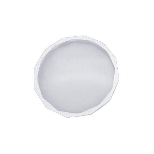 Eliky siliconen vorm DIY kristallen epoxyhars vormen DIY decoratie tafel silica handgemaakte geometrische vorm zeshoek hart achthoek