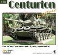 Centurion variants 3/5/6 in detail ディティール写真集 [G25]