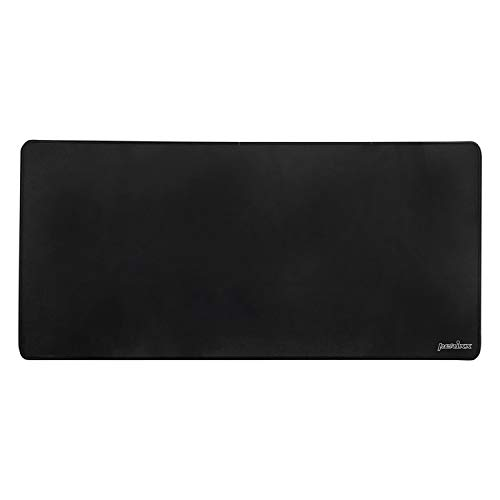Perixx DX-1000XXL Waterproof Gaming Mouse Pad with Stitched Edge - Non-Slip Rubber Base Design for Laptop or Desktop Computer - XXL Size 35.43x16.93x0.12 Inches