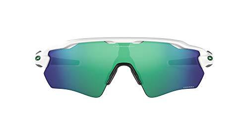 OAKLEY Radar Ev Path 920871 Gafas de sol para Unisex, Blanco/Gris, 0