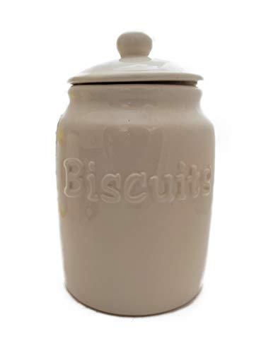 Caffarel Assortimento Amaretti in Confezione Regalo Ceramica Biscuits 190g