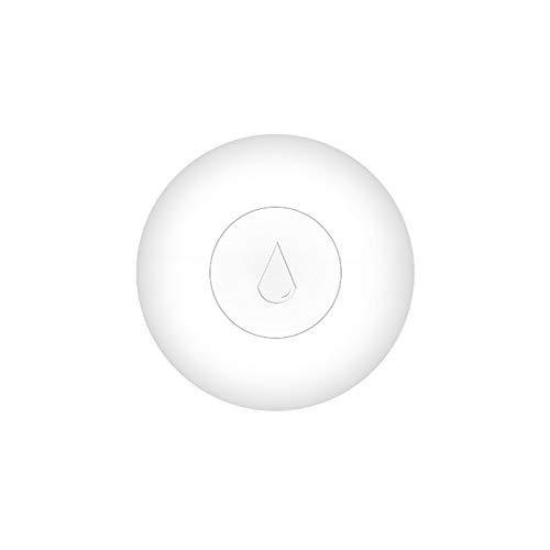 WishHome Zigbee Tuya Wifi Sensore Dellacqua Intelligente Rilevatore di Perdite Dacqua Sensore di Perdite Dacqua Senza Fili Compatibile con Alexa E Google Assistente Rilevatore di Acqua