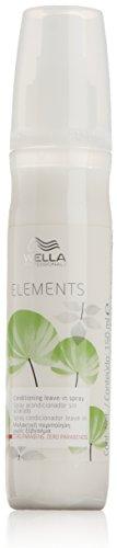 WELLA Elements - Spray acondicionador sin enjuague