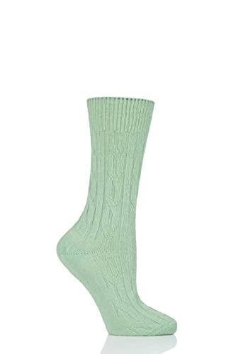 Sock Shop 100% Cashmere Bed Socks
