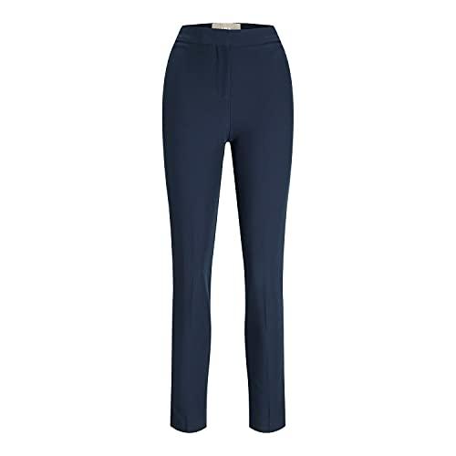Jack & Jones JJXX JXKATIE Slim HW Pant Noos Pantalon Chino, Navy Blazer, 29/34 aux Femmes